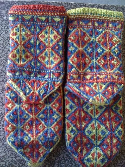 Джурабы носки