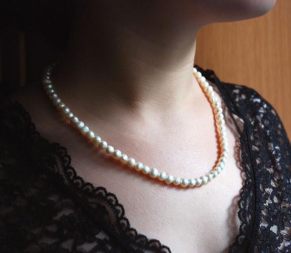 сколько стоит ожерелье из жемчуга
