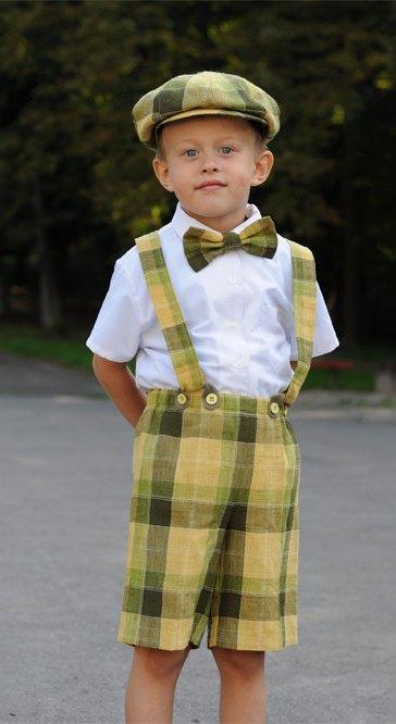 Детские шорты сшить