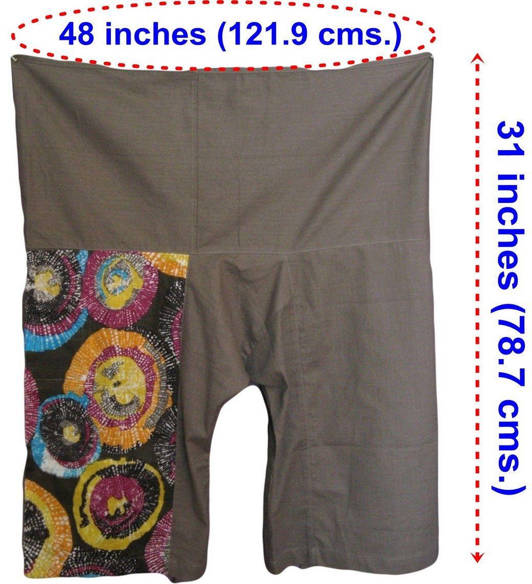 Тайские брюки своими руками
