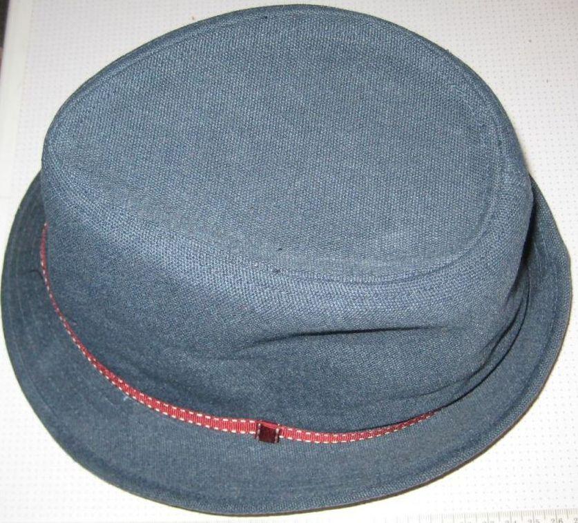 Тирольская шляпа 1