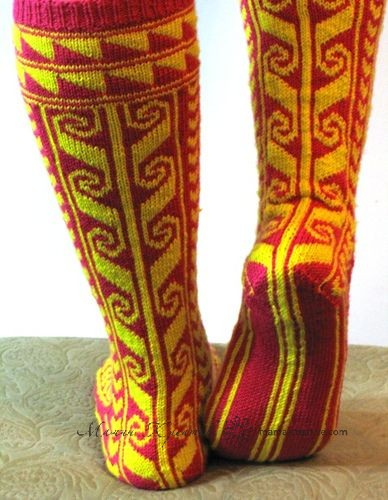Носки джурабы