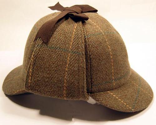 Шляпа Шерлока Холмса