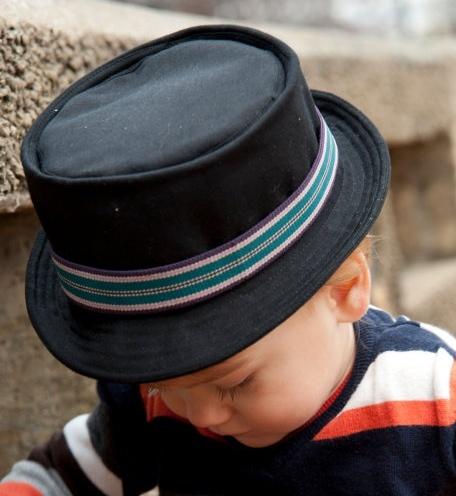 Шляпа пирожок