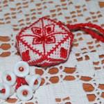 Разные бискорню — вышивка крестом, со схемами