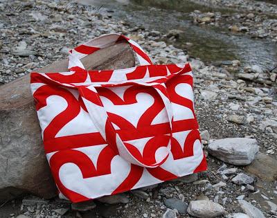 Большая сумка для пляжа