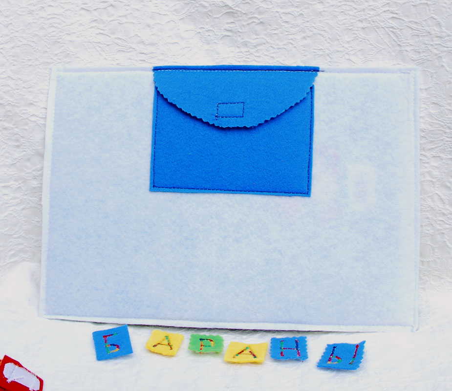 Карман - конверт