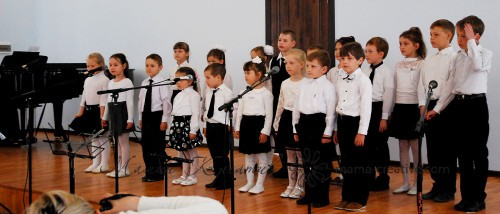 Православный пасхальный концерт Архипо осиповка