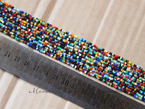 длинная бисерная нить