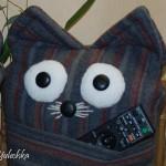 Котоподушки — подушка игрушка кот и кошка