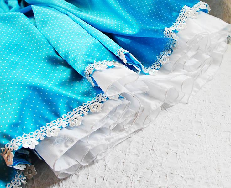 нижняя юбка платья