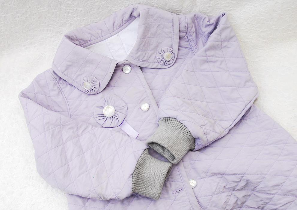 Плащ куртка для девочки