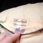 Помощница — подушка для беременных и кормящих мамочек