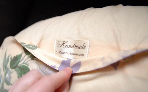 подушка для беременных, подробности, как сшить