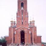 О нашем храме и святом Феодосии Кавказском