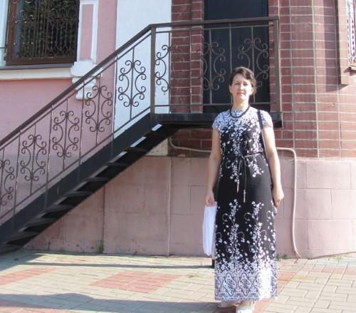 платье, бурда