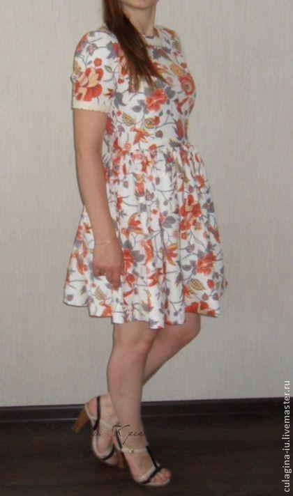 платье подклад