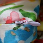 Платье сатиновое для будущей мамочки — беременное платье :-)