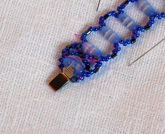 браслеты из бисера фото