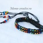 Комплект «Восточная мелодия»: ожерелье с ажурной подвеской и серьги