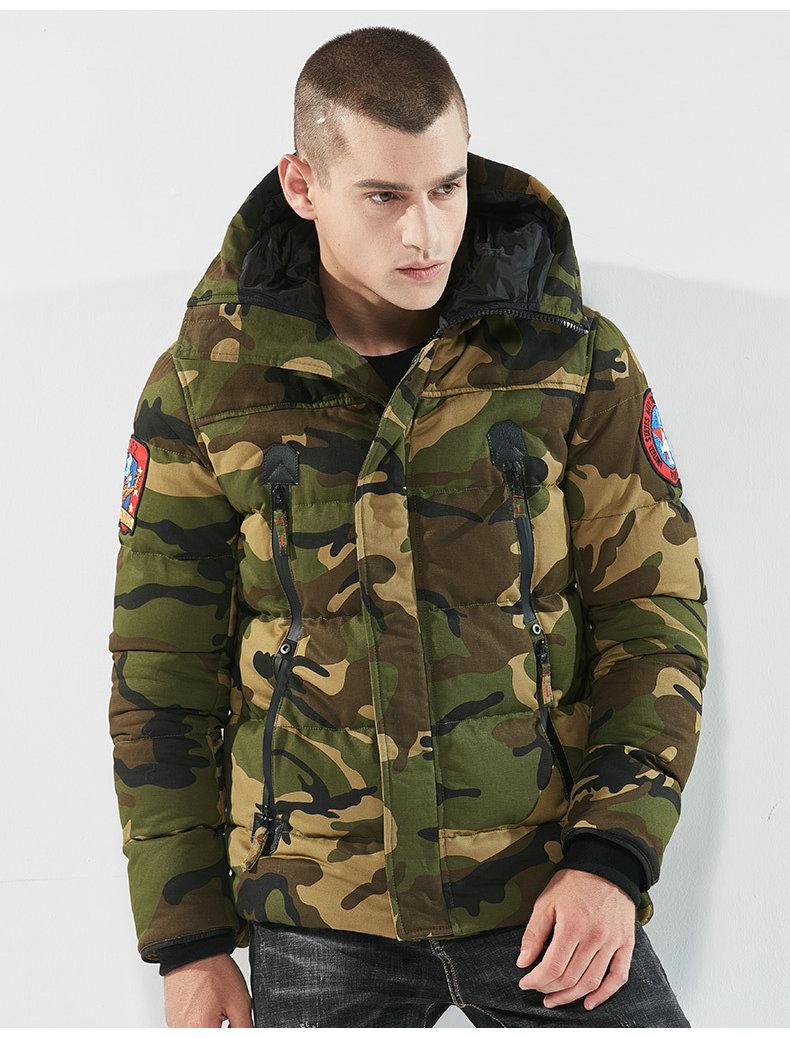Одежда милитари для активной жизни