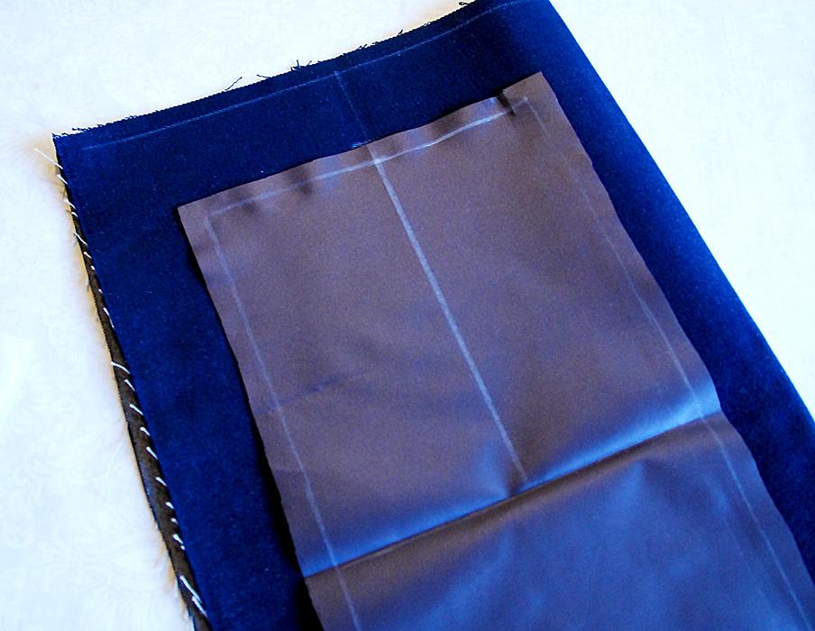 карман для сумки