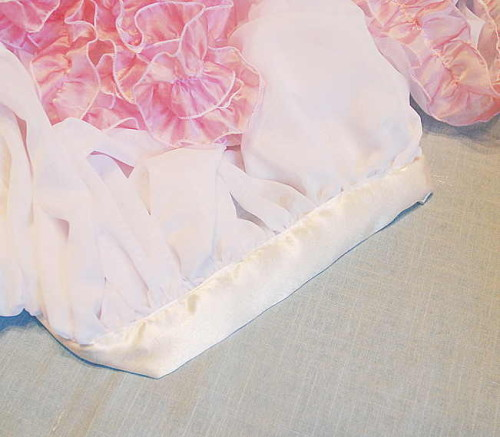 Сборка пояса юбки