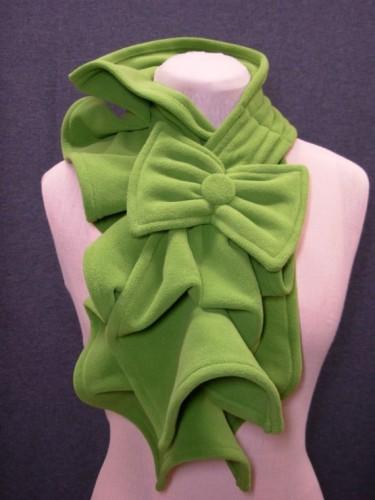 шарф из фетра