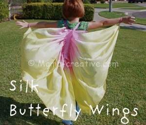 крылья для девочки