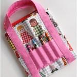Что в сумочке несешь своей?