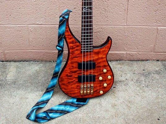 Guitar belt
