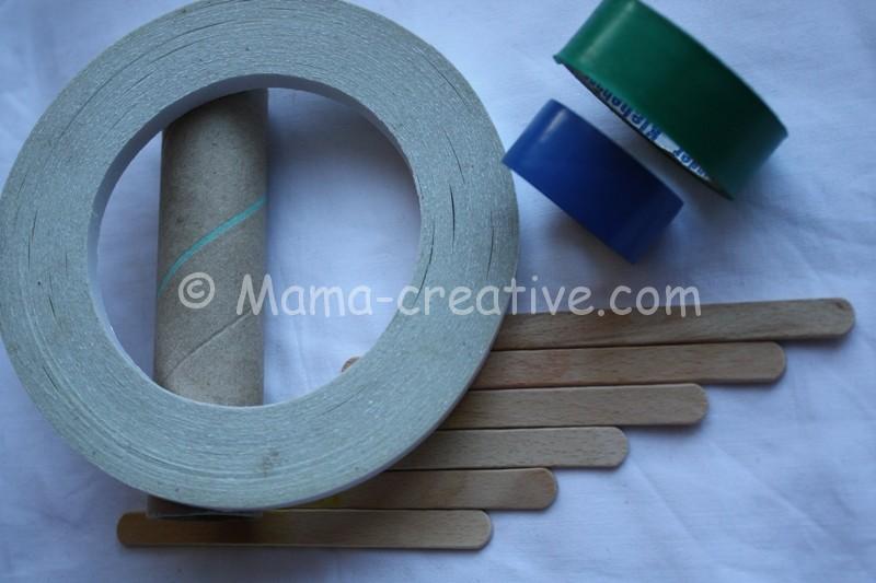 Приспособление для плетения шнура
