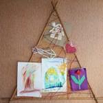 Детское творчество: мастерим с детьми рамку для поделок