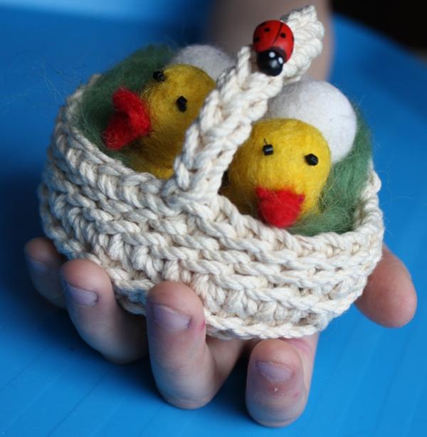 Игрушки на пасху с детьми