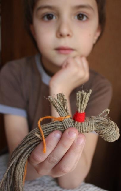 народные игрушки своими руками