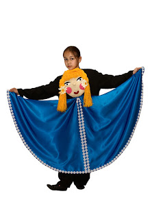 Платковые куклы
