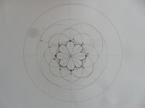построение рисунка
