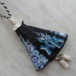 Пасхальный сувенир — колокольчик из кожи своими руками